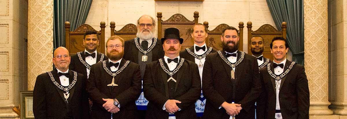 Freemasons: Hillsborough Masonic Lodge Tampa Florida